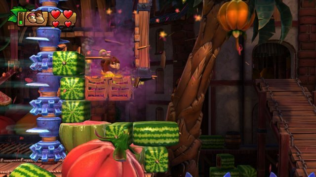 Donkey Kong Country: Tropical Freeze - Immagine 104730