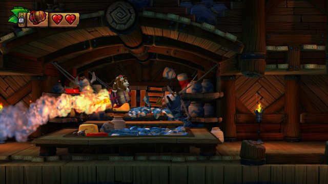 Donkey Kong Country: Tropical Freeze immagine 104734