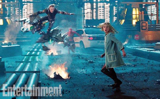 The Amazing Spider-Man 2: Il potere di Electro - Immagine 108869