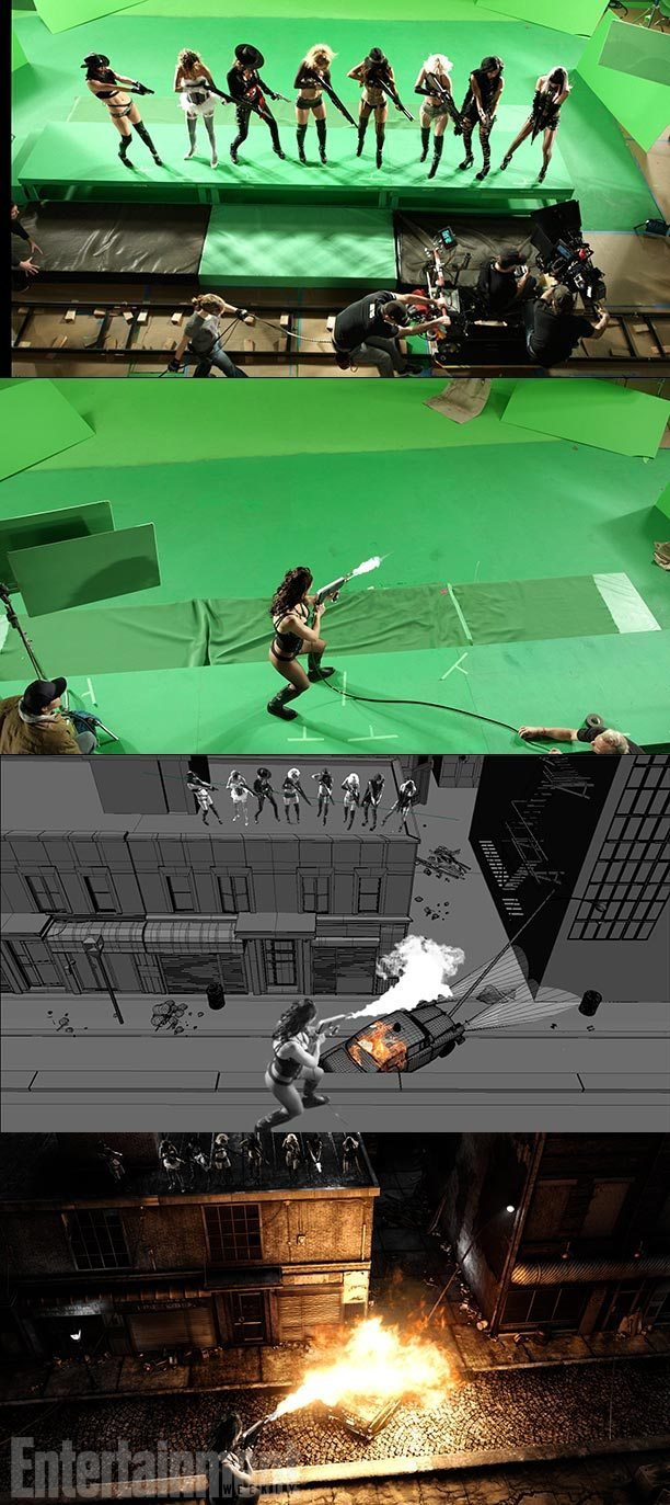 Sin City: Una donna per cui uccidere immagine 124951