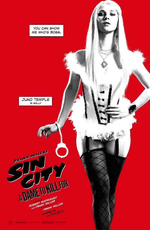 Sin City: Una donna per cui uccidere immagine 124667