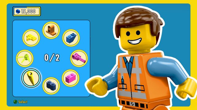 The LEGO Movie Videogame immagine 105333