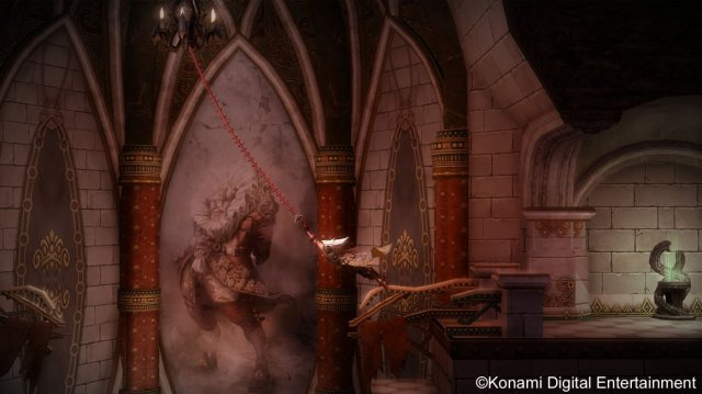 Castlevania: Lords of Shadow - Mirror of Fate HD immagine 107492
