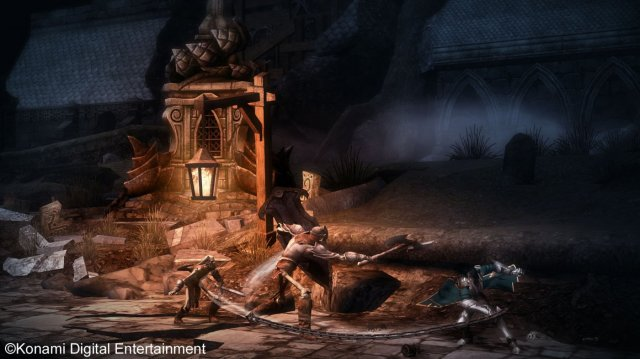 Castlevania: Lords of Shadow - Mirror of Fate HD immagine 107496