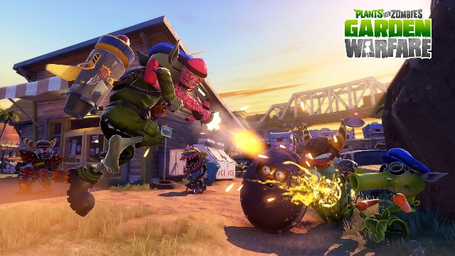 Plants vs Zombies: Garden Warfare immagine 115034