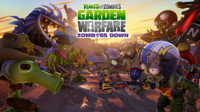 Plants vs Zombies: Garden Warfare immagine 110650