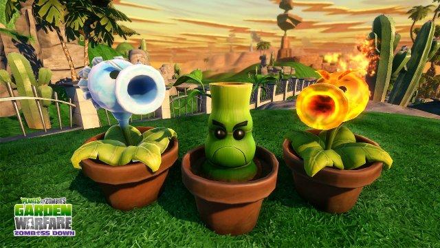 Plants vs Zombies: Garden Warfare immagine 110654
