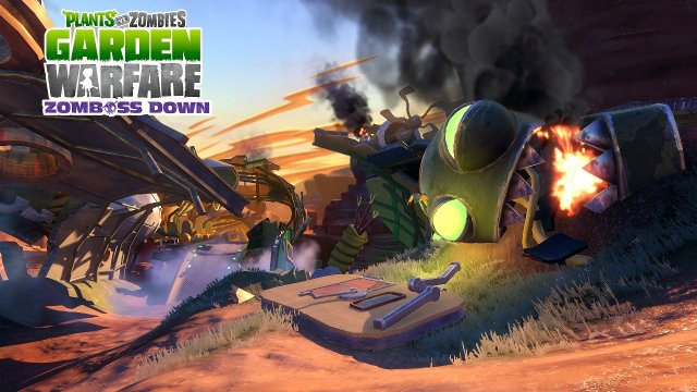 Plants vs Zombies: Garden Warfare immagine 110655