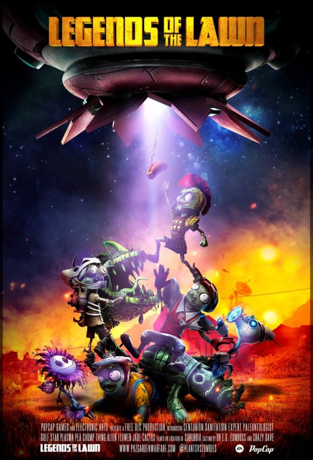 Plants vs Zombies: Garden Warfare immagine 128924