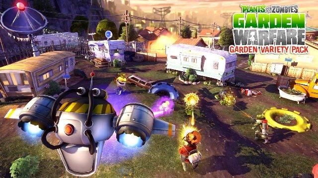 Plants vs Zombies: Garden Warfare immagine 107654