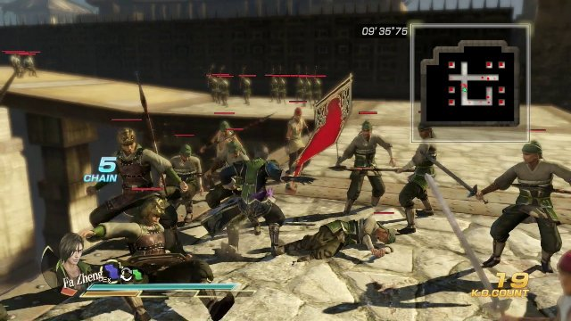 Dynasty Warriors 8 Xtreme Legends - Immagine 108840