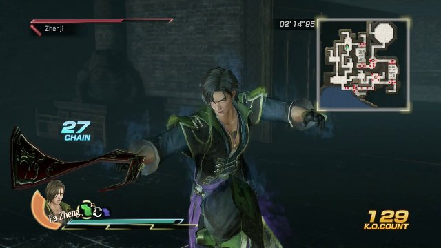 Dynasty Warriors 8 Xtreme Legends - Immagine 108842