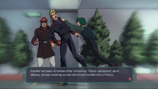 Dynasty Warriors: Gundam Reborn immagine 118652