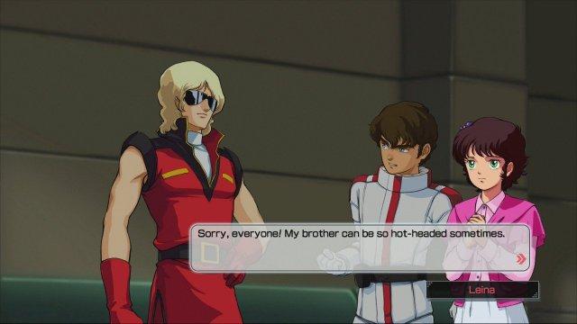 Dynasty Warriors: Gundam Reborn - Immagine 118658
