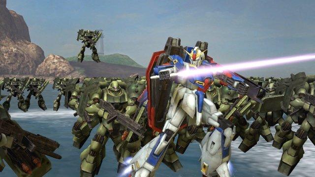 Dynasty Warriors: Gundam Reborn - Immagine 113568