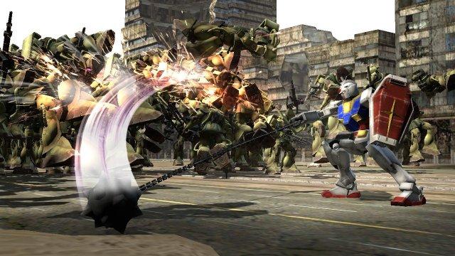 Dynasty Warriors: Gundam Reborn - Immagine 113570