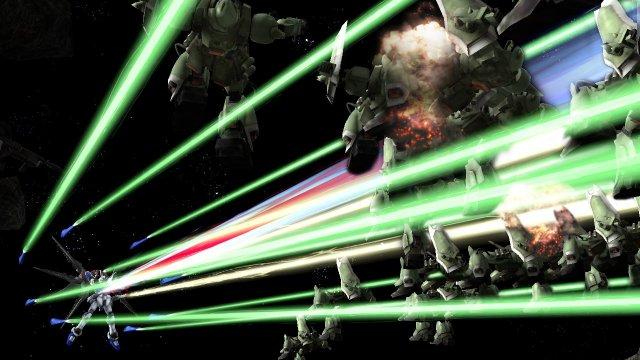 Dynasty Warriors: Gundam Reborn - Immagine 113574