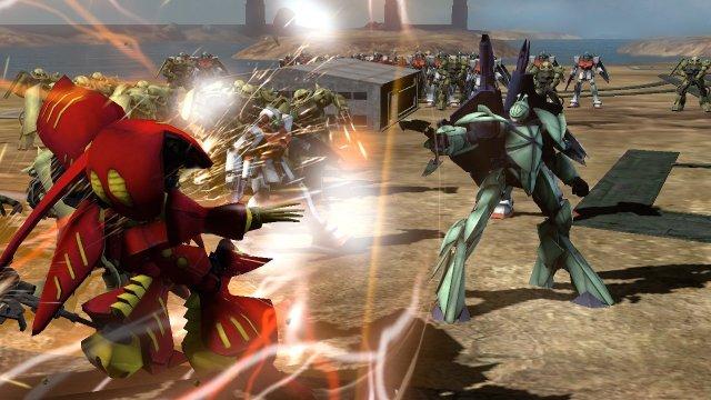 Dynasty Warriors: Gundam Reborn - Immagine 113576