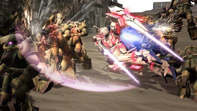 Dynasty Warriors: Gundam Reborn - Immagine 113578
