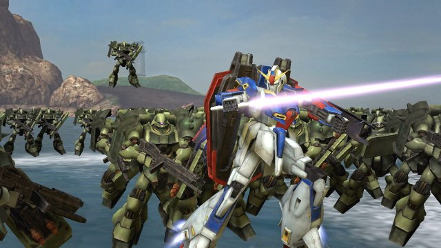 Dynasty Warriors: Gundam Reborn - Immagine 106009