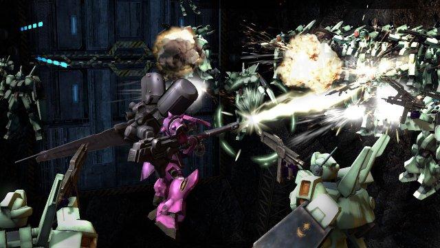 Dynasty Warriors: Gundam Reborn - Immagine 117001