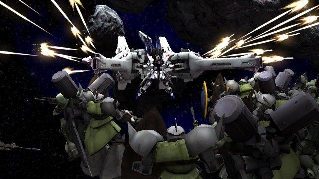 Dynasty Warriors: Gundam Reborn - Immagine 117007
