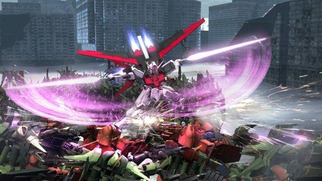 Dynasty Warriors: Gundam Reborn - Immagine 117009