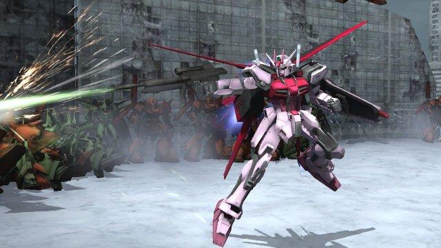 Dynasty Warriors: Gundam Reborn - Immagine 117011