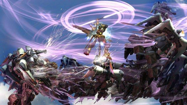Dynasty Warriors: Gundam Reborn - Immagine 117013