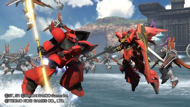 Dynasty Warriors: Gundam Reborn immagine 117021
