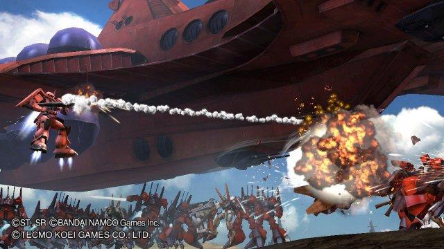Dynasty Warriors: Gundam Reborn immagine 117023