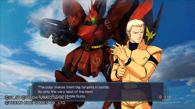 Dynasty Warriors: Gundam Reborn immagine 117025
