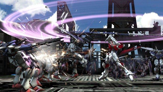 Dynasty Warriors: Gundam Reborn immagine 117027