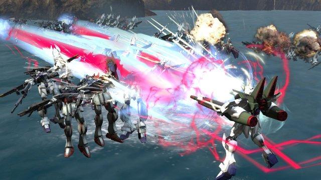 Dynasty Warriors: Gundam Reborn immagine 117029