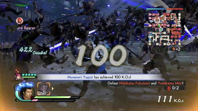 Samurai Warriors 4 immagine 131056
