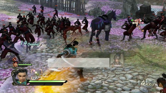 Samurai Warriors 4 immagine 131057