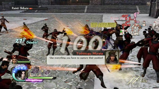 Samurai Warriors 4 immagine 131058