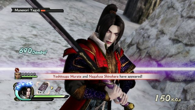 Samurai Warriors 4 immagine 131059