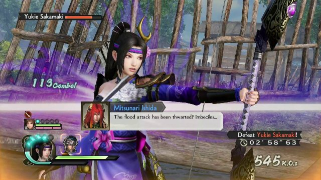 Samurai Warriors 4 immagine 131063