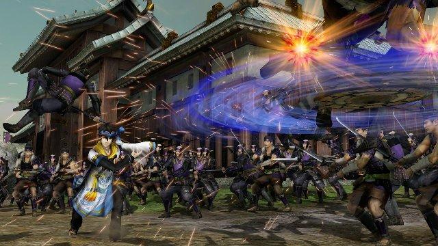 Samurai Warriors 4 immagine 127391