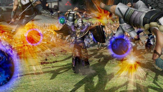 Samurai Warriors 4 immagine 127397