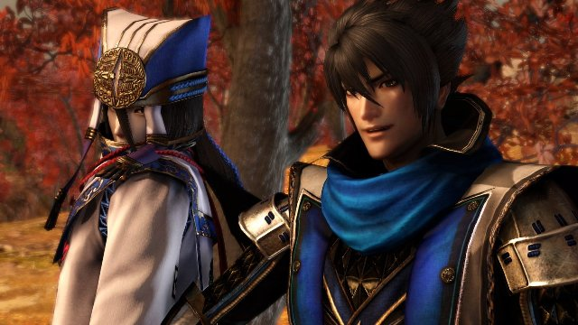 Samurai Warriors 4 immagine 127410