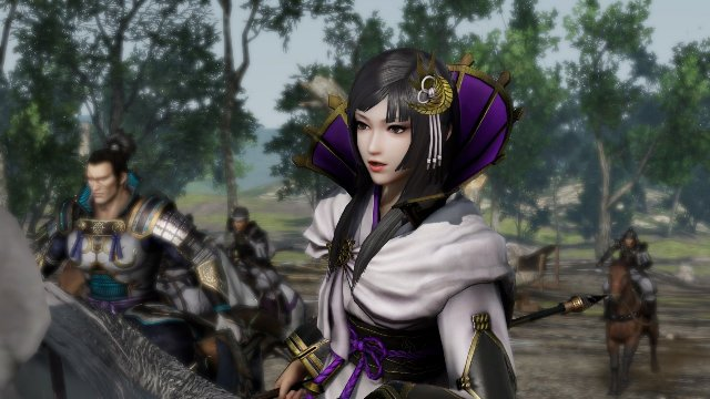 Samurai Warriors 4 immagine 127419