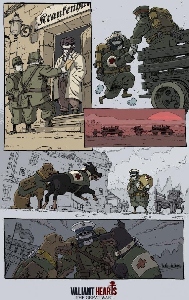 Valiant Hearts: The Great War immagine 130010