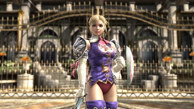 Soul Calibur: Lost Swords immagine 136453