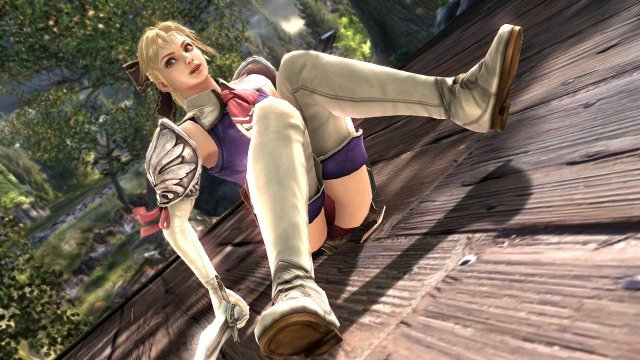 Soul Calibur: Lost Swords immagine 136456