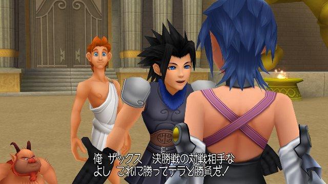 Kingdom Hearts HD 2.5 ReMIX immagine 124975