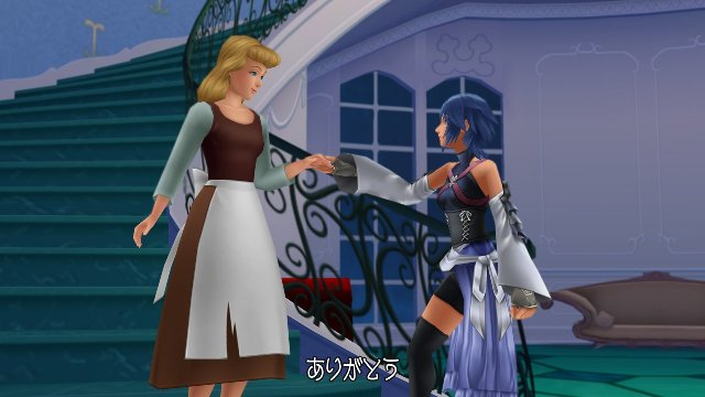 Kingdom Hearts HD 2.5 ReMIX immagine 124976