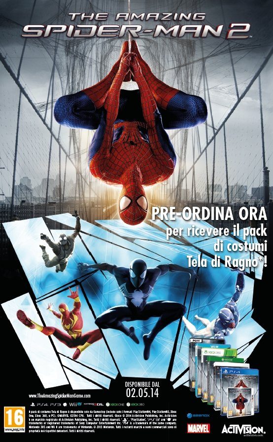 The Amazing Spider-Man 2 immagine 106237