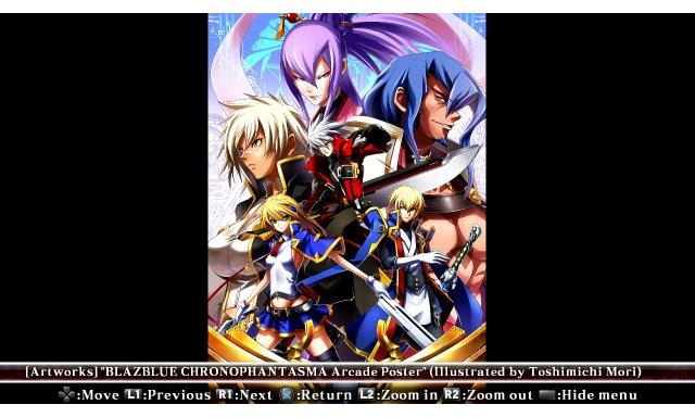 BlazBlue: Chrono Phantasma - Immagine 111581